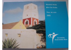 FDC set Aruba 2001