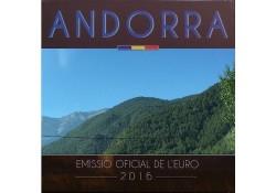 Bu set Andorra 2016 Voorverkoop*