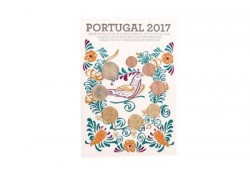 FDC set Portugal 2017