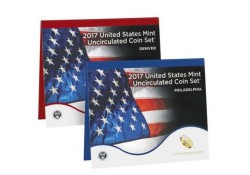 Uncirculated Coin Set 2017 D & P