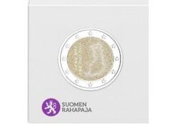 2 Euro Finland 2017 100 jaar onafhankelijkheid Proof
