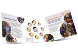 Nederland 2017 Dag van de muntset 2017 Met zilveren penning