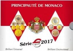 Monaco 2017 Bu set