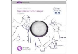 Finland 2017 10 Euro Finse Tango Proof
