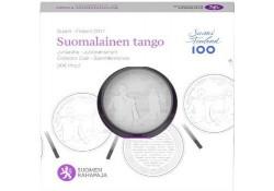 Finland 2017 20 Euro Finse Tango Proof