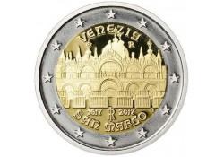 2 Euro Italië 2017 Basiliek San Marco Unc