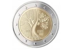 2 Euro Estland 2017 Weg naar onafhankelijkheid  Unc  Voorverkoop*
