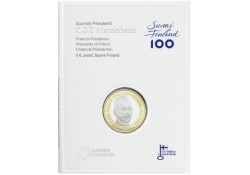 Finland 2017 5 euro  Mannerheim 1867-1951 Proof
