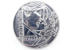 Italië 2016 5 euro  50 jaar Verdrag van Rome Bu