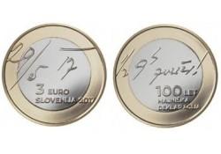 3 Euro Slovenië 2017