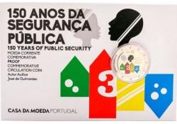 2 euro Portugal 2017 150 jaar politie Unc