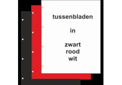 Hartberger Euro System Tussenbladen E-Z/R/W