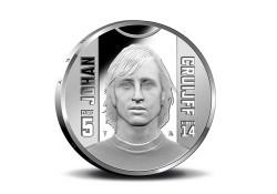 Nederland 2017 5 Euro Johan Cruijff Unc