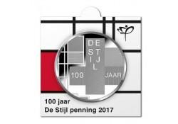 Nederland 2017 de StijlOplage streng gelimiteerd met slechts 1.250 stuks in Munthouder