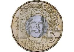 San Marino 2017 5 euro Misicordia (bicolour)