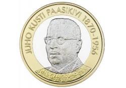 Finland 2017 5 euro  J.K. Paasikivi 1870-1956 Unc