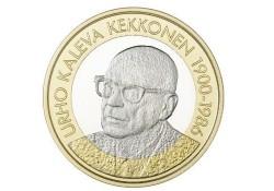 Finland 2017 5 euro  U.K. Kekkonen 1900-1986 Unc