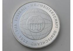 10 Euro Duitsland 2006 Fifa Fussball Weltmeistershaft