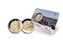 Nederland 2017 2 euro met MMT Sint Servaasbrug in coincard
