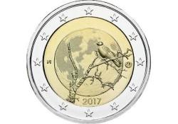 2 Euro Finland 2017 Natuur Unc