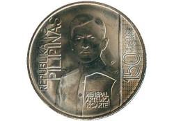 Philippijnen 2016 1 Piso Unc Artemio Ricarte