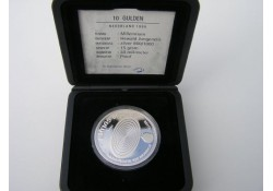 10 Gulden 1999 Millenium Proof