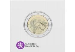 2 Euro Finland 2017 Natuur Proof