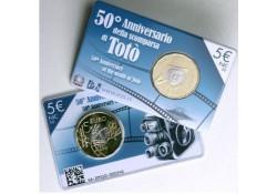 Italië 2017 5 euro 50 jaar na het overlijden van Totò  FDC