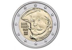 2 euro Portugal 2017 Raul Brandoa Unc Voorverkoop*