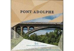 Luxemburg 2017 2½ euro Pont Adolphe