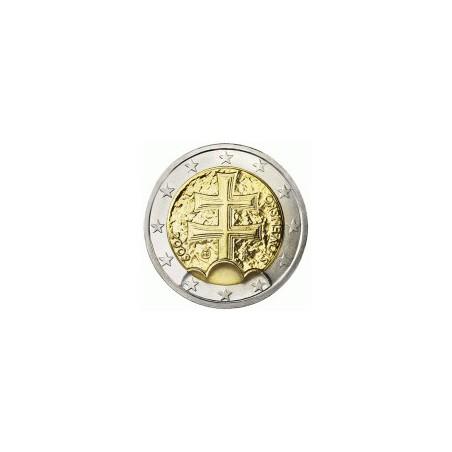 2 Euro Slowakije 2012 UNC