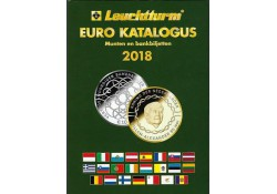 Leuchtturm Euro Catalogus 2018 (Ned versie)