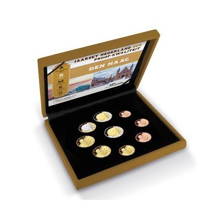 Nederland 2018 Proofset  met extra 2 euromunt Voorverkoop*