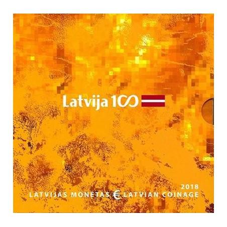 Bu set Letland 2018