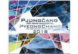 Bu set Slowakije 2018 Olympic wintergames