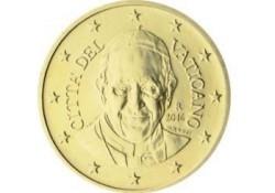 50 Cent Vaticaan 2016 Unc