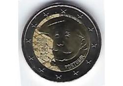 2 euro Portugal 2017 Raul Brandoa Gekleurd
