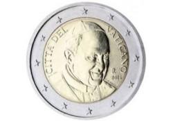 2 Euro Vaticaan 2014 UNC