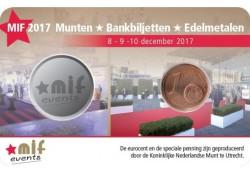 Nederland 2017 MIF Coincard