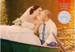 Huwelijksset 2018 Met penning