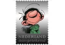 Zilveren Postzegel Guust Flater
