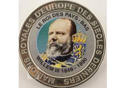 Congo Dem. Republiek 1999 5 Francs Unc Willem III