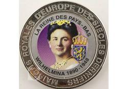 Congo Dem. Republiek 1999 5 Francs Unc Wilhelmina