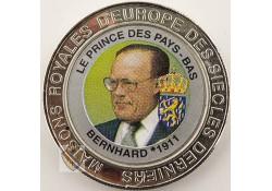 Congo Dem. Republiek 1999 5 Francs Unc Bernhard