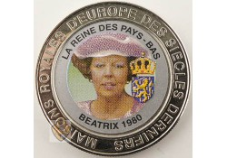 Congo Dem. Republiek 1999 5 Francs Unc Beatrix