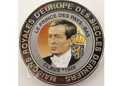 Congo Dem. Republiek 1999 5 Francs Unc Claus