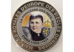 Congo Dem. Republiek 1999 5 Francs Unc Emma