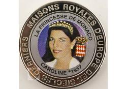 Congo Dem. Republiek 1999 5 Francs Unc Caroline