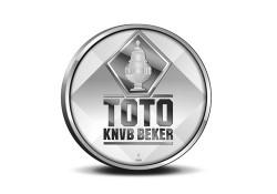 Nederland 2018 Replica toss munt 100ste TOTO KNVB Beker 2018 Voorverkoop*