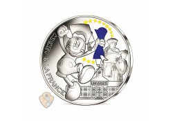 Frankrijk 2018 50 euro Mickey in Frankrijk als student